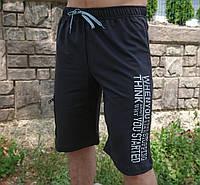 Мужские удлиненные трикотажные шорты Tailer размеров 58-62 Баталы