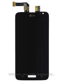 Модуль (Дисплей + Сенсор) LG D325 with touch black