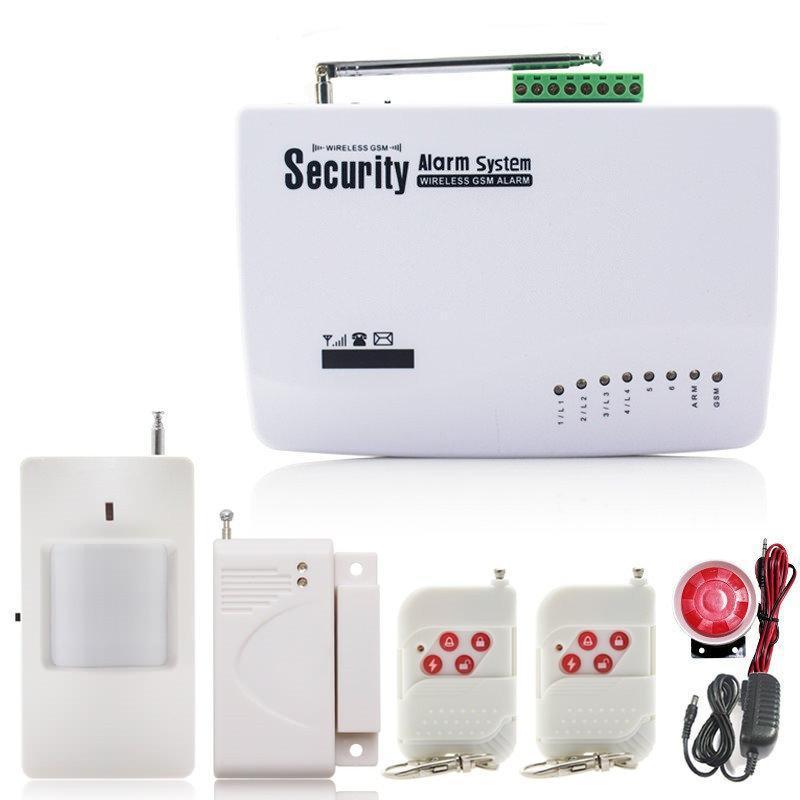 GSM Сигнализация Marlboze GSM01 комплект,для дома,для офиса