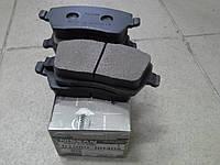 Колодки гальмівні передні дискові D1060-BH40A. NISSAN