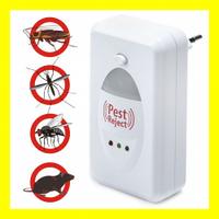 Уникальный ультразвуковой Отпугиватель грызунов и насекомых, Pest reject