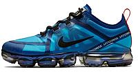 "Кроссовки Nike Air VaporMax 2019 ""Indigo Force/Lakeside/Light Blue "" Арт. 4091"