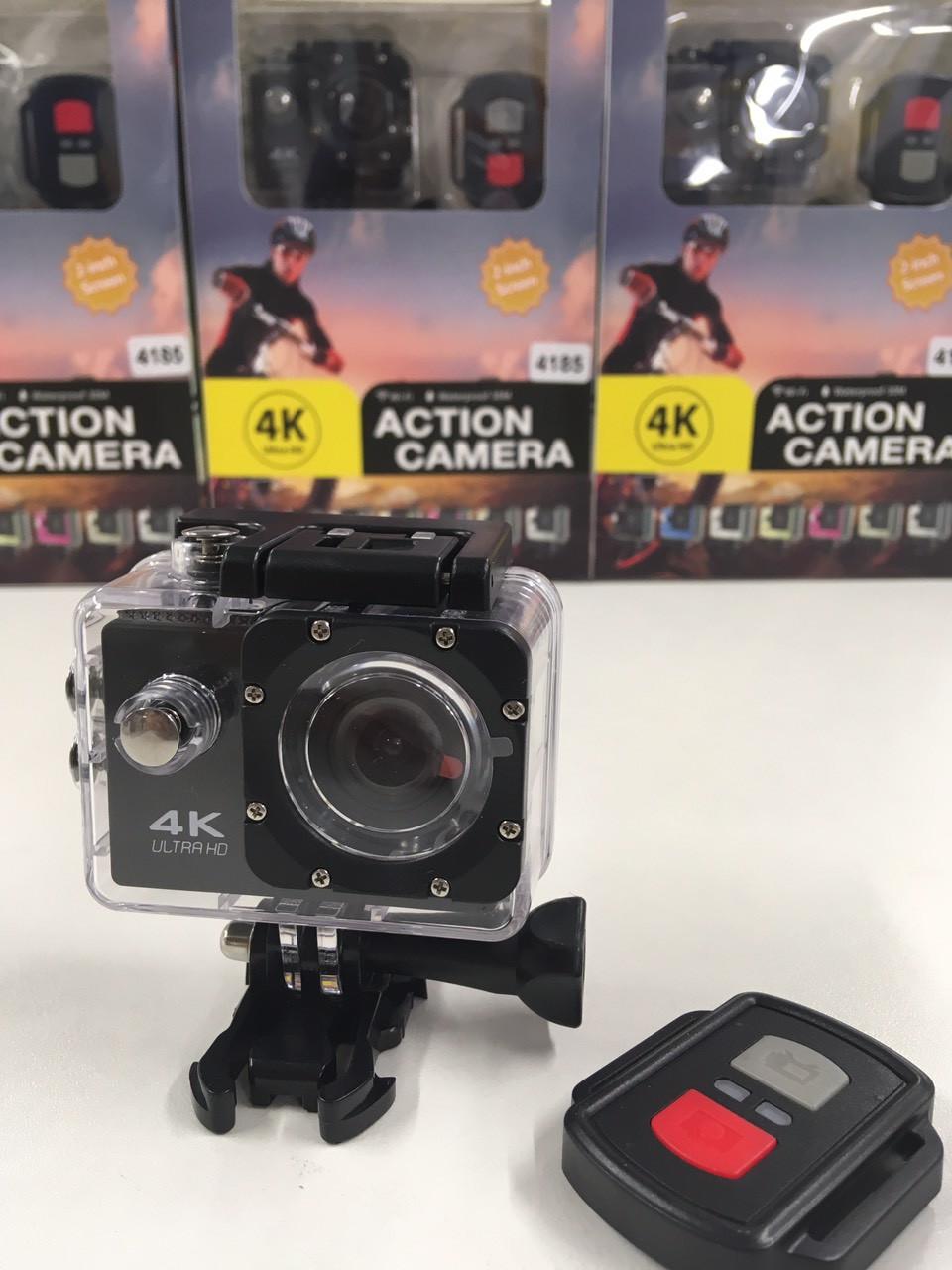 Видеокамера, Аction Camera DVR SPORT S3R, Wi-Fi, waterprof, 4K, с пультом д/у