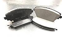 Колодки гальмівні передні дискові BP1716 (41060-4U125). MATOMI
