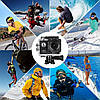 Видеокамера, Аction Camera DVR SPORT S3R, Wi-Fi, waterprof, 4K, с пультом д/у, фото 6