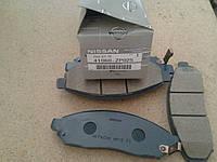 Передние колодки 41060-ZP025