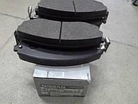 Колодки гальмівні передні дискові 41060-89EX2. NISSAN