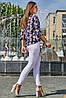 Женская блузка с широким рукавом (3551-3550 svt), фото 6