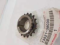 Зірочка-шестерня приводу колінвалу двигуна 13521-38030. TOYOTA