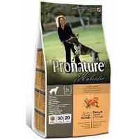 Корм для собак Pronature Holistic (Пронатюр Холистик) Duck & Orange - Утка / Апельсин 13.6кг