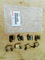 Комплект пружинок кріплення дискових колодок передніх 04947-42050. TOYOTA