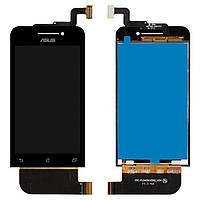 Дисплей для Asus ZenFone 4 (A400CXG) + touchscreen, чёрный