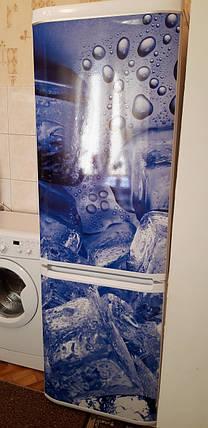 Магнит на холодильник с фотоизображением 180х60 см., фото 2