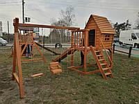 Игровая площадка для детей, игровой комплекс п1
