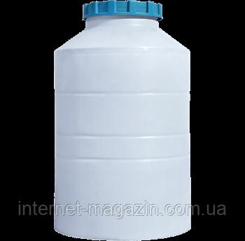 Бак емкость для воды вертикальная  300 (л)
