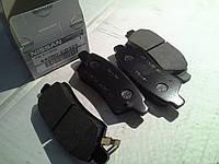 Колодки гальмівні задні дискові 44060-EB325 NISSAN
