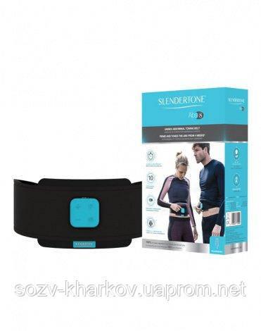 Пояс-міостимулятор ABS 8 для чоловіків, Slendertone
