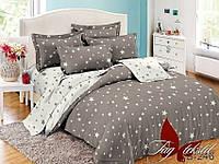 ТМ TAG Комплект постельного белья с компаньоном S246