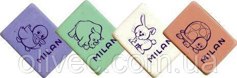 """Ластик прямокутний """"Milan"""""""