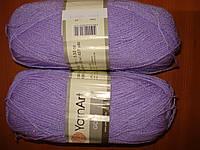 YarnArt Gold - 9384 сирень
