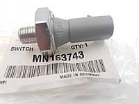 Датчик давления MN163743. MITSUBISHI
