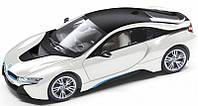 Оригинальная модель автомобиля BMW i8 (i12), 1:18 scale, Crystal White (80432336841)