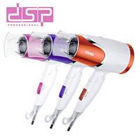Фен DSP  30077 со складной ручкой для путешествий 1200Вт 220-240В