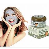 Маска для лица с маслом чайного дерева  New BioAqua Tea Tree Maintenance Repair Mask 30g, фото 6