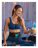 Пояс-миостимулятор ABS 8 для женщин, Slendertone, фото 2