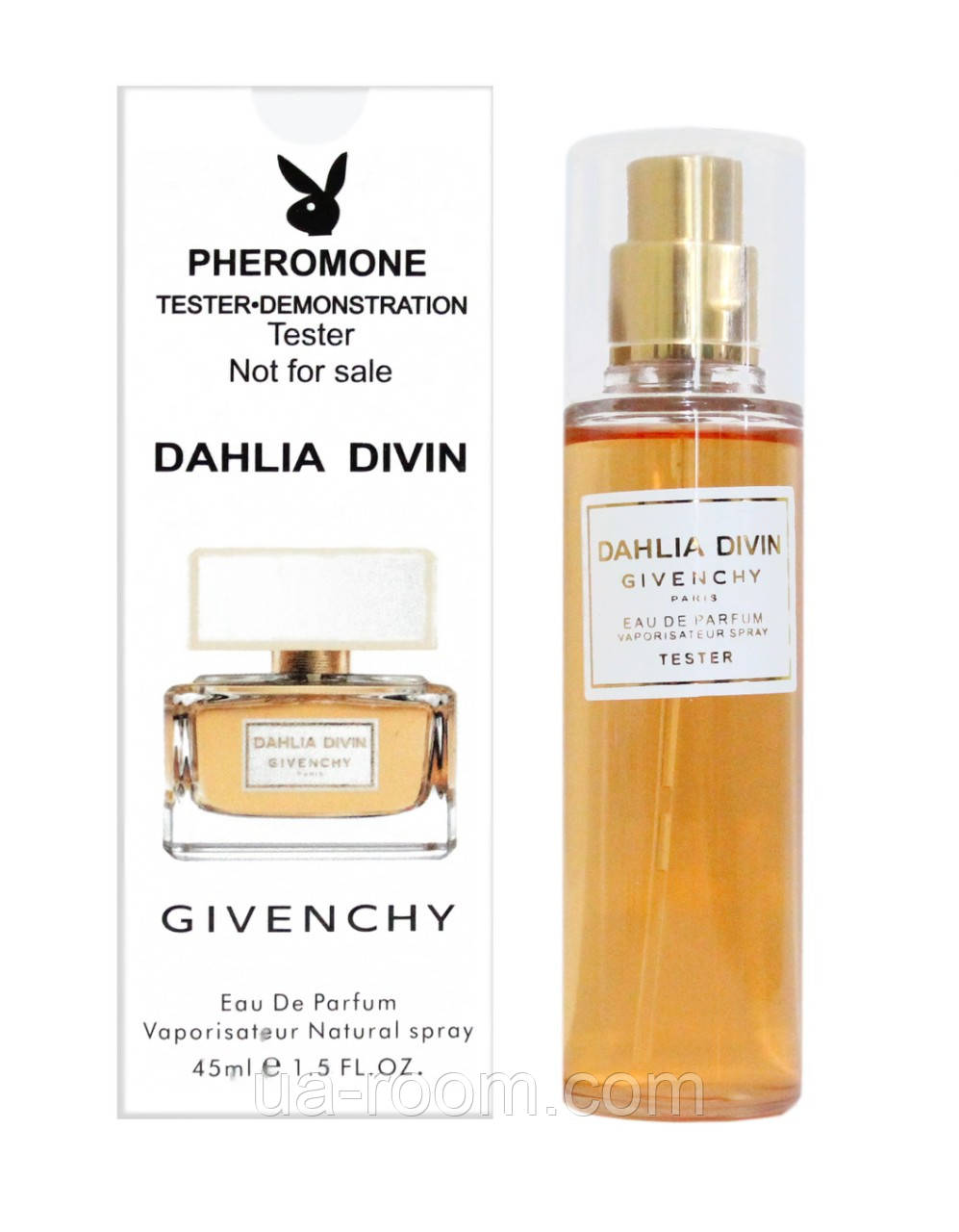 Тестер 45 мл. Givenchy Dahlia divin