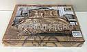 Постельное бельё комплект (евро размер), фото 3