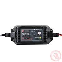Зарядное устройство 6/12В, 2А, 230В, макс. емкость заряжаемого аккумулятора 1.2-60 а/ч INTERTOOL AT-3022