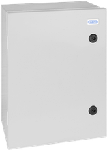 Шафа електромонтажна Claved Sicame Group ARED-43 IP66 400х300х200