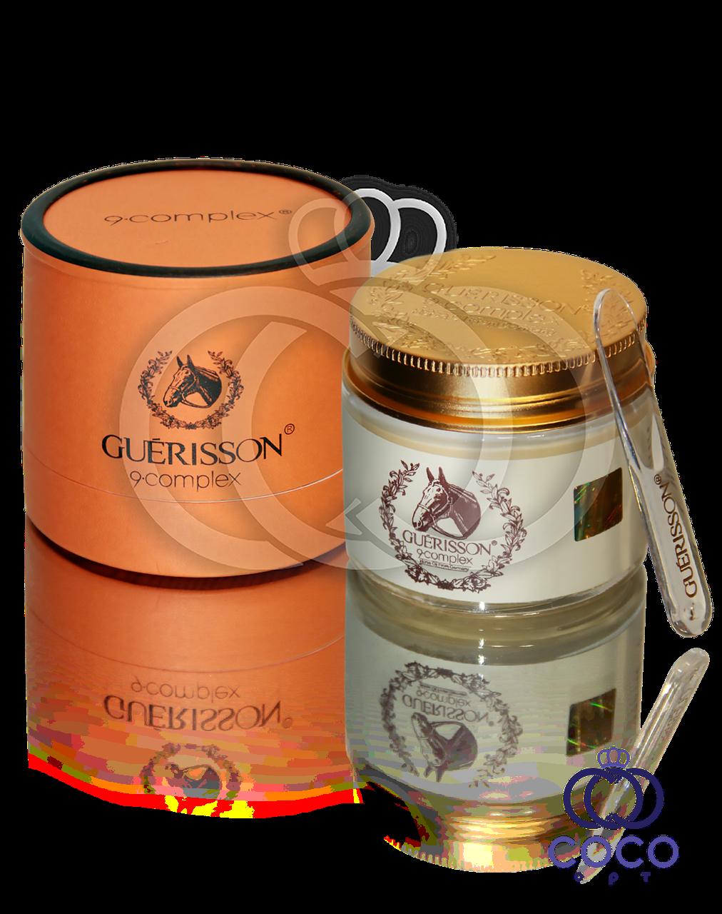 Крем для лица корейский восстанавливающий с лошадиным маслом Guerisson 9-Complex 70 мл