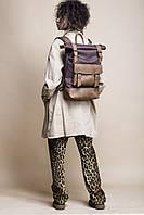 Модный женский рюкзак | Современный кожаный стиль