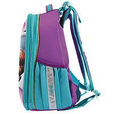 Рюкзак школьный 556195 H-25 каркасный Sofia, фото 3