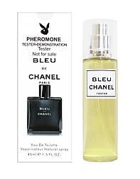 Тестер мужской 45 мл. Chanel Bleu de Chanel