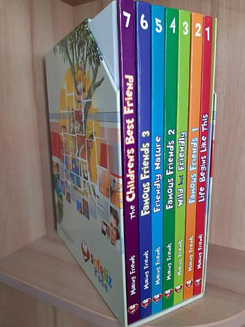 Серія дитячих книг Making Friends (англ.) + СD, фото 2