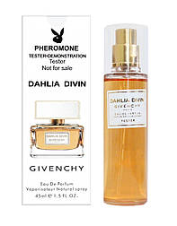 Тестер женский 45 мл. Givenchy Dahlia divin (примятая упаковка)