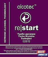 Спиртовые турбо дрожжи Alcotec ReStart Turbo Yeast