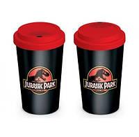 Эко-кружка для путешествий Jurassic park (classic)