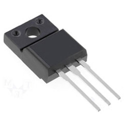 Транзистор полевой 15N60E N-CH MOSFET 600V, 15A, TO220F