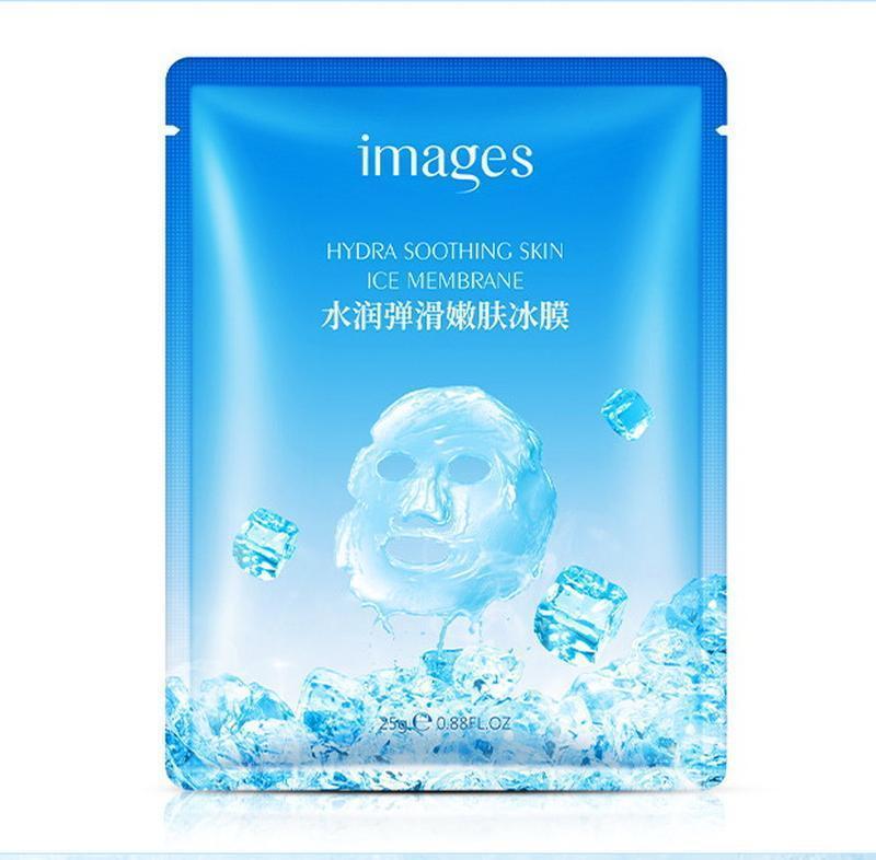 Маска Images hydra soothing skin ice membrane охлаждающая (25г)