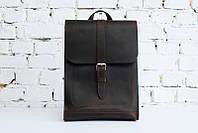 Модный мужской кожаный рюкзак | Чоловічий шкіряний рюкзак по найкращим цінам