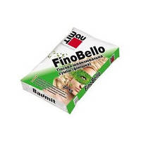 Гипсовая шпаклевка FinoBello Baumit, мешок 20 кг.