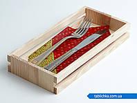 Коробка для столовых приборов