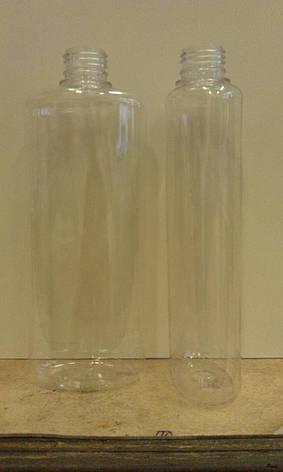 Пластмасова пляшка для мила 0,5 л, фото 2