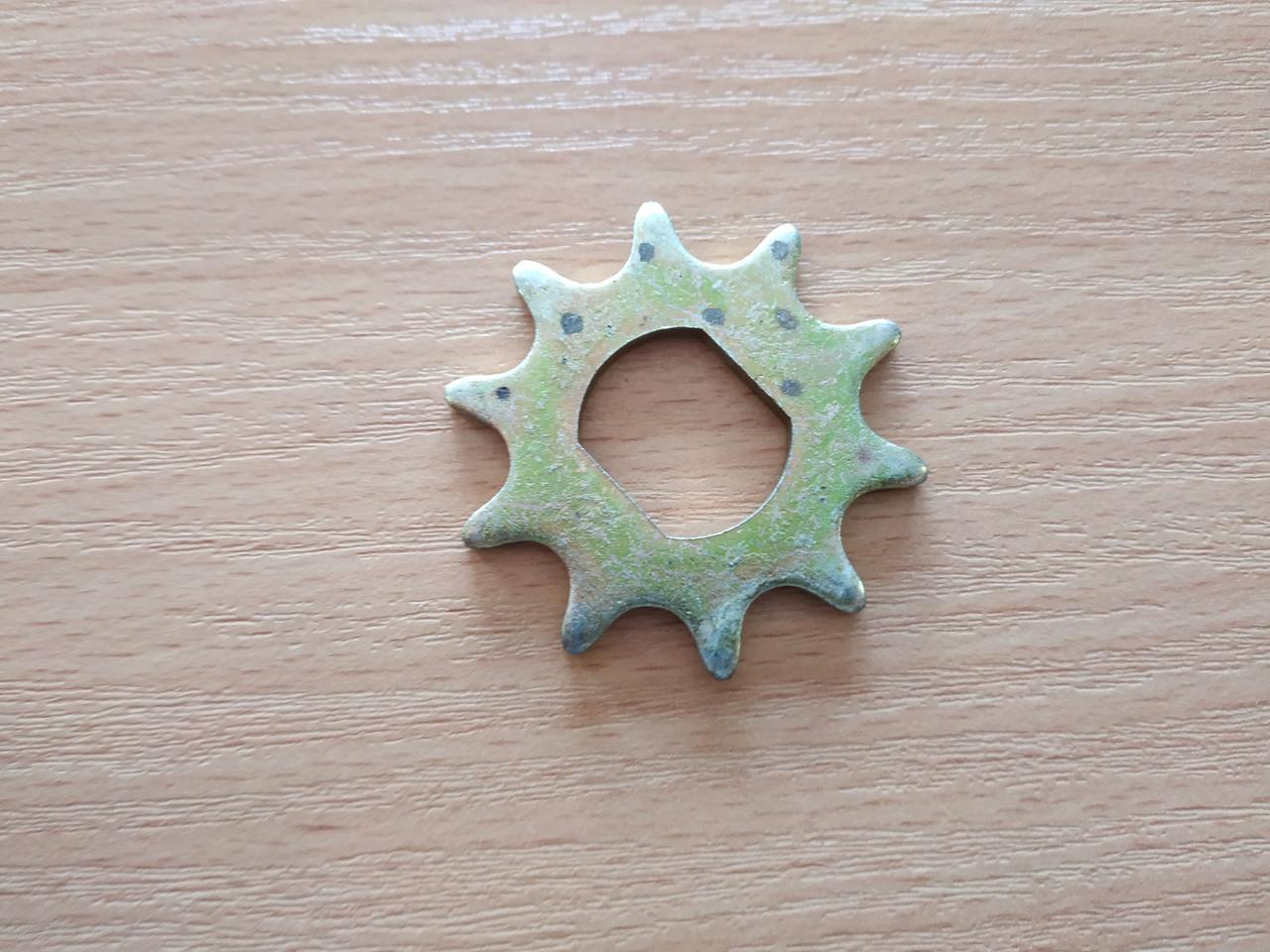 Звёздочка СПЧ (Z-10) (t=12)
