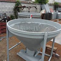 Бадья для подачи бетона