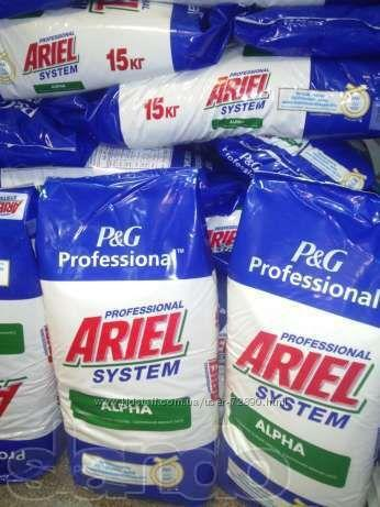 Порошок стиральный ARIEL Professional Alpha 15 кг